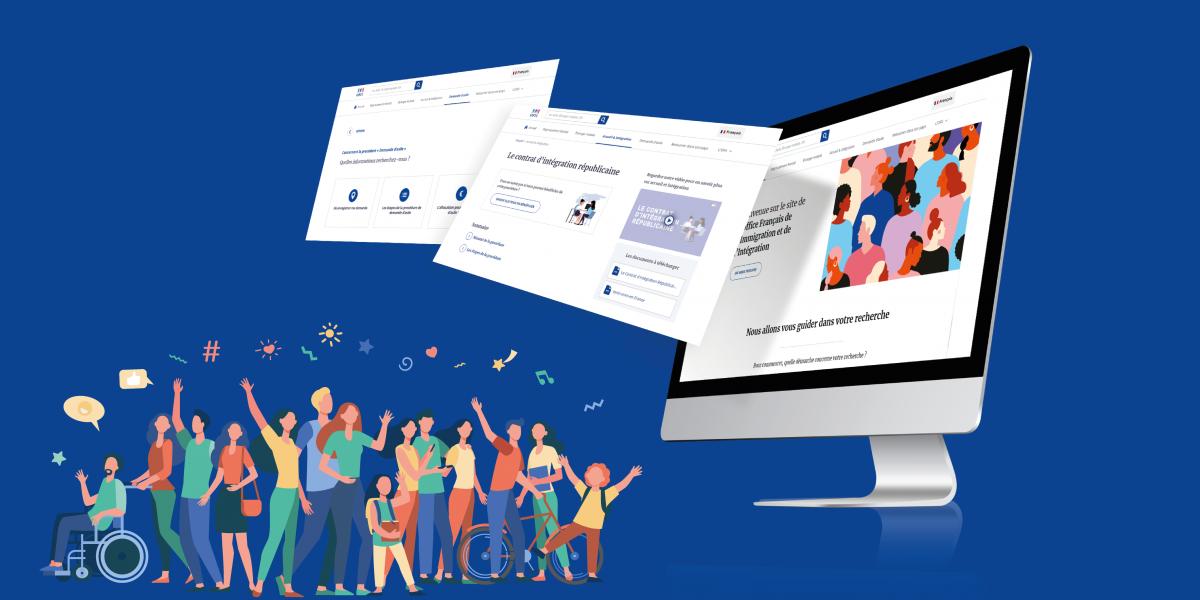 image mis en avant de Launch of the new OFII website