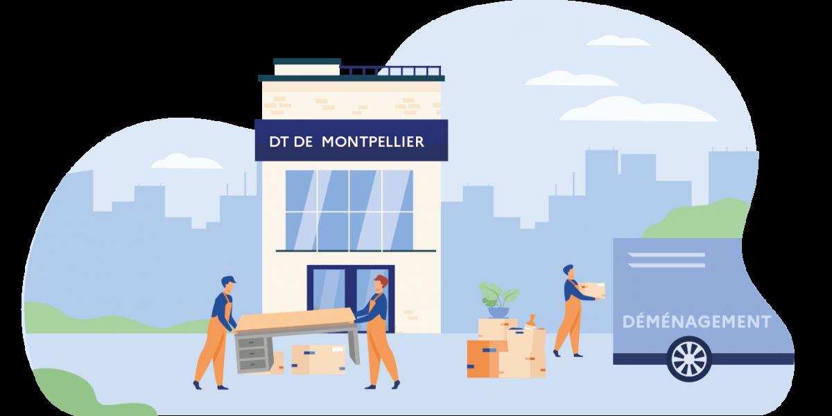 image mis en avant de L'OFII de Montpellier change d'adresse